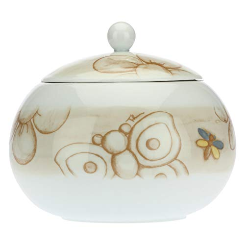 THUN -Biscottiera in Porcellana Elegance