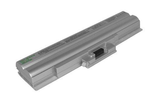 PowerSmart® 4600 mAh celle Panasonic per Sony VAIO VGN-CS, VAIO VPC-CW, VAIO serie VPC-M VGP-BPS13/S, VGP-BPS13A/S, VGP-BPS13AS, VGP-BPS13B/S, VGP-BPS13S