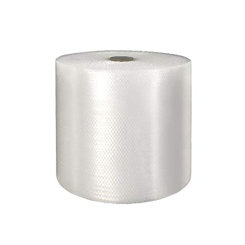 KK Verpackungen® Luftpolsterfolie, 50cm x 50m - Stärke 50 my | Noppenfolie mit 0,50m Rollenbreite