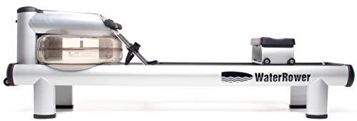 Water Rower NOHrD Rudergerät mit Trainingsanleitung (M1 HiRise)