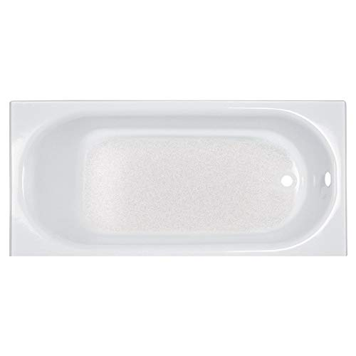 American Standard 2391202.020 Princeton 60 in. x 30 in. Americast Apron-Front Bathtub with Right Hand Drain, White American Standard Bathtub Alcove