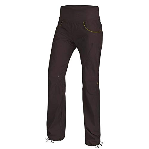 Ocun Noya Hose Damen Brown/Yellow Größe L 2020 Lange Hose