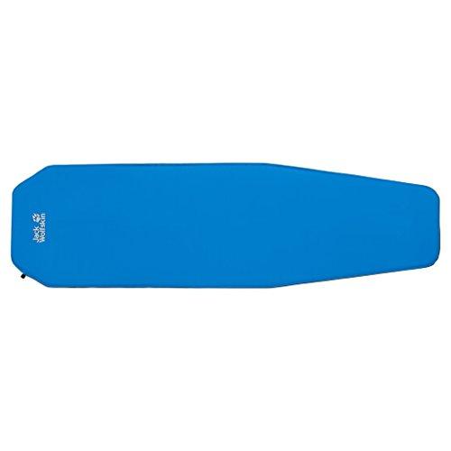 Jack Wolfskin dames isomat Wolfmat Mummy, briljant blue, 28 x 14,5 x 12 cm