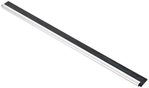 Moerman 23298 aluminium profiel met rubber, Dura-Flex Soft, 30 cm