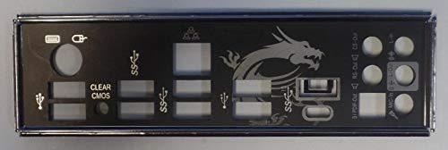 MSI X99A Gaming Pro Carbon Ver.1.0 - Blende - Slotblech - IO Shield #303310