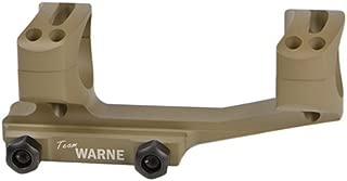 Warne Scope Mounts Gen 2 Extended Skeletonized 30mm AR Mount