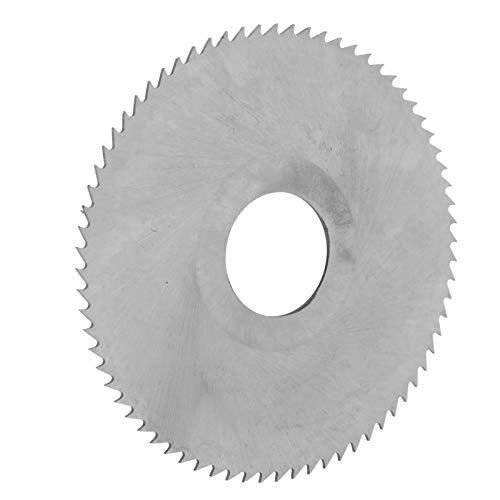 Herramienta De Hardware De Fresado De Acero De Alta Velocidad De Sierra Circular, 100 X 1 X 27 X 72 Dientes