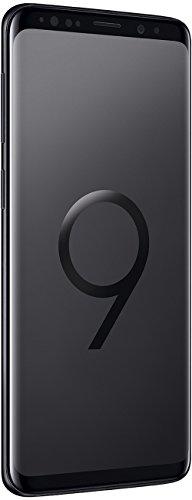 Samsung Galaxy S9 Smartphone (5,8 Zoll Touch-Display, 64GB interner Speicher, Android, Dual SIM) Midgnight Black - Internationale Version