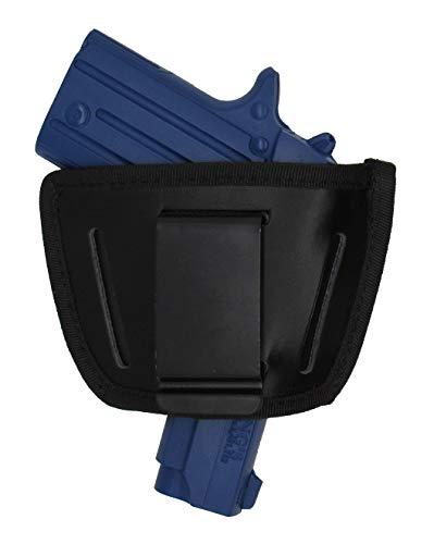 Leather Concealed Slide Belt Gun Holster fits Beretta Nano | Model 21 Bobcat | 3032 Tomcat | Px4 Storm Sub-Compact/Compact