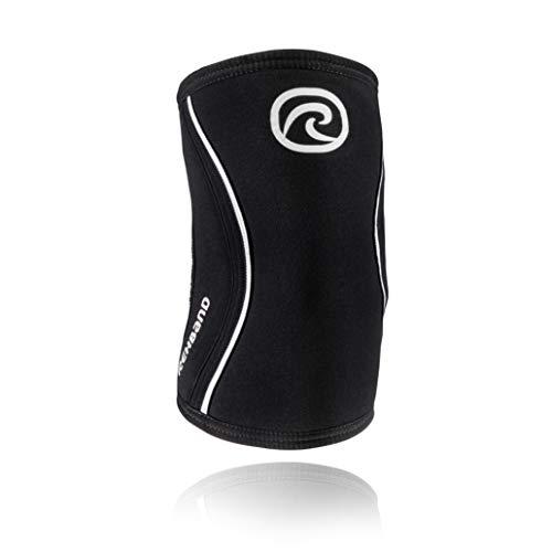 Rehband RX Elbow Sleeve Ellenbogen Bandage, schwarz, L
