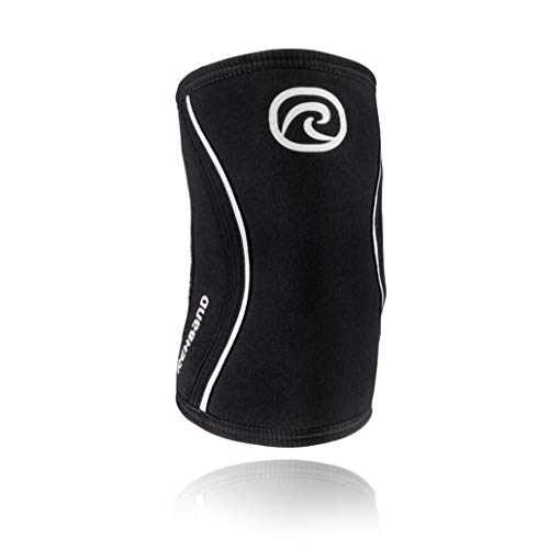 Rehband RX Elbow Sleeve Ellenbogen Bandage, schwarz, M