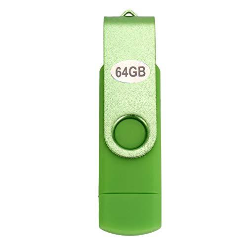 Camisin 64Gb Colorido USB 3.0 Flash Drive OTG Pendrive Micro-USB Stick Memoria...