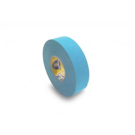 Schlägertape Profi Cloth Hockey Tape 25mm f. Eishockey farbig Sky blau (hellblau), 23 m
