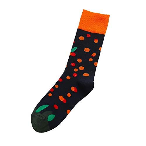 ZEELIY 2019-Baumwolle Socken Männer Frauen Casual Baumwolle atmungsaktiv Socken Mode Mode Medium Stocking