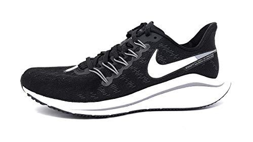 Nike Wmns Air Zoom Vomero 14, Scarpe da Running Donna, Nero (Black/White/Thunder...