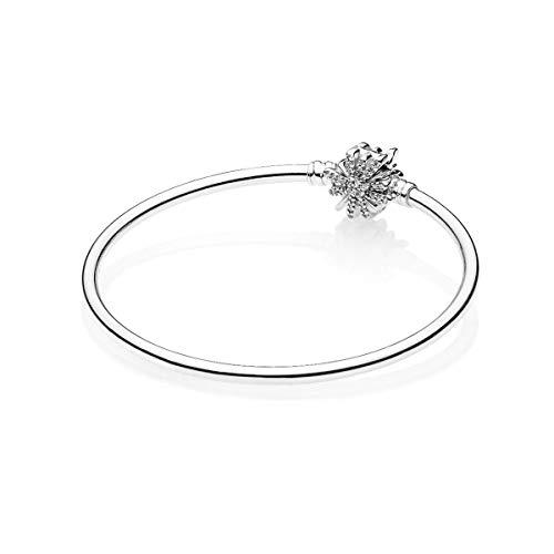 Pandora Damen-Charm-Armbänder 925 Sterlingsilber 597763CZ-19