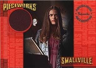 Smallville Season 6 PW2 Lana Lang Pieceworks Costume Card