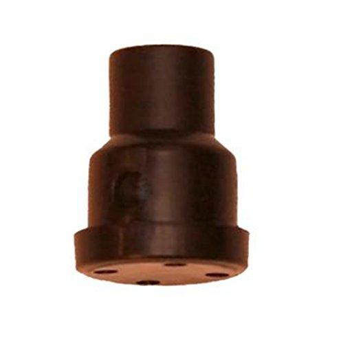Inlaatfilter voor oliegesmeerde compressoren