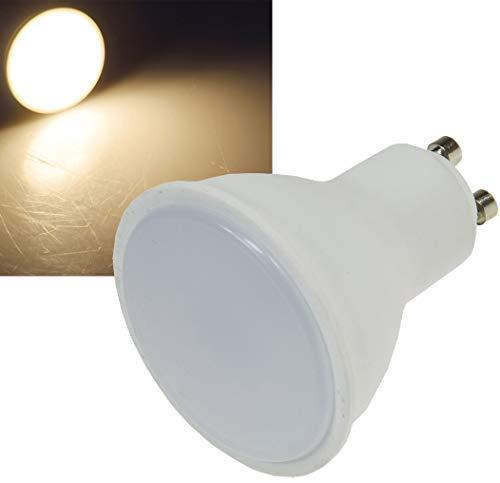 ChiliTec LED-spot GU10 fitting RA95 5 watt I 380 lm I 230 V I 110 ° I Ø50 mm I 2900k / warmwit
