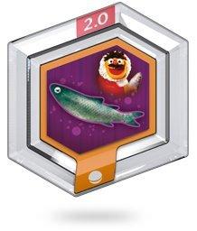 disney infinity power disc originals 2.0 LEW ZEALAND'S BOOMERANG FISH the muppets [Importación Inglesa]
