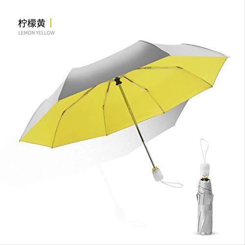 Paraguas Fresco Totalmente Automático, Tres Paraguas Plegab