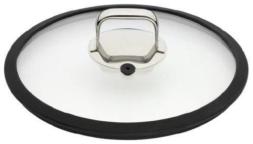 WMF Vitalis Ersatz-/Glasdeckel, 28 cm, rund, für Dampfgarer/Bräter rund, spülmaschinengeeignet