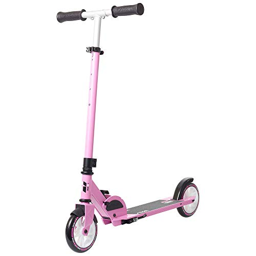 Stiga Unisex-Youth STR Kick Scooter Cruise 145-S Pink Kickscooter, One Size