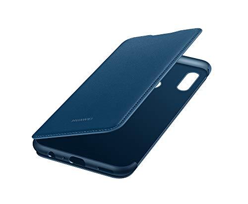 HUAWEI Custodia Originale Smartphone P Smart + 2019, Blue