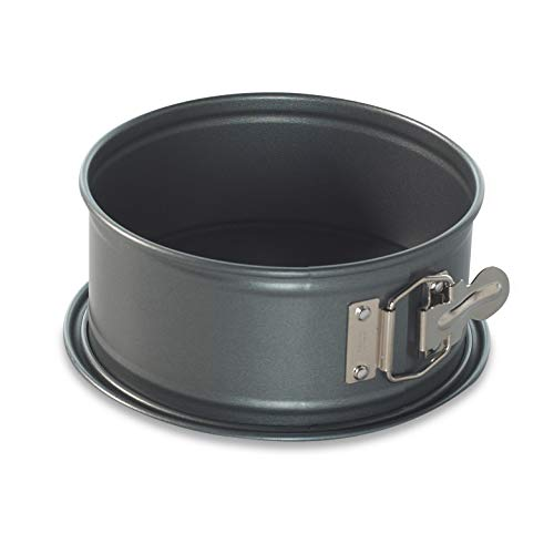 Nordic Ware 51842 Leakproof Springform Pan, 7 Inch, Charcoal