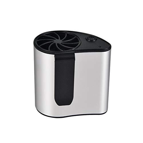 Ventilator om op te hangen, draagbare ventilator, miniventilator. Een