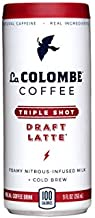 La Colombe Triple Draft Latte - 9 Fluid Ounce, 16 Count - 3 Shots Of Cold-Pressed Espresso and Frothed Milk - Made With Real Ingredients - Grab And Go Coffee
