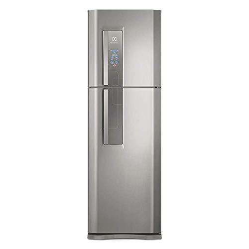 Geladeira/Refrigerador Frost free DF44S Platinum, 402 Litros - Electrolux 110 volts