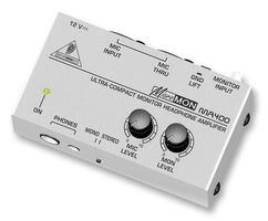 Best Price Square MICROMON MA400 MA400 by BEHRINGER