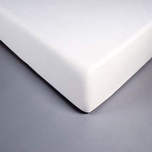 Home Inspiration 656005 Protège matelas Coton Blanc 160 x 200 cm
