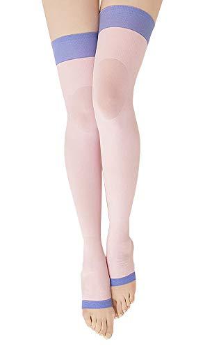 【一般医療機器】PRESSLIM(プレスリム)すっきりナイトソックスLサイズ日本製着圧ソックスレディース夜用むくみ