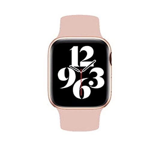 LSQ 2021 U98 Plus Smart Watch Music Playing Tarifa cardíaca Presión Arterial Monitoreo Ejercicio Medidor de Ejercicios Pulsera de Llamada de Voz Bluetooth,D