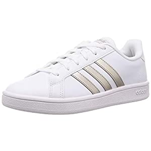 adidas Grand Court Base EE7874 Bianco Scarpe Donna Sneakers Sportive
