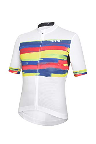 Zero RH+ Fashion Lab, Jersey Bike Uomo, Mondiale, L