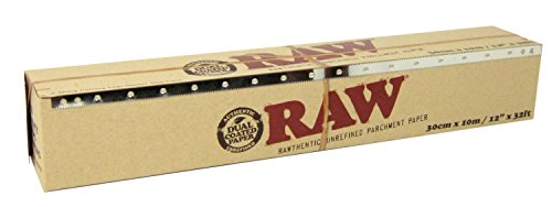 RAW Unrefined Parchment Paper Roll (1, 300mm)