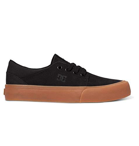 DC Trase Slip Couleur Noir Black/Gum Taille / 0 Us
