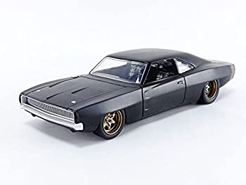 Jada Toys Fast & Furious F9 1 24 1968 Dodge Charger Widebody Die-cast Car Toys for Kids and Adults