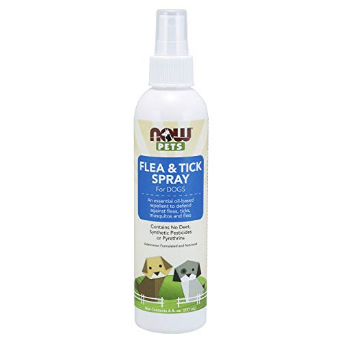 NOW Pet Health, Flea and Tick Spray…