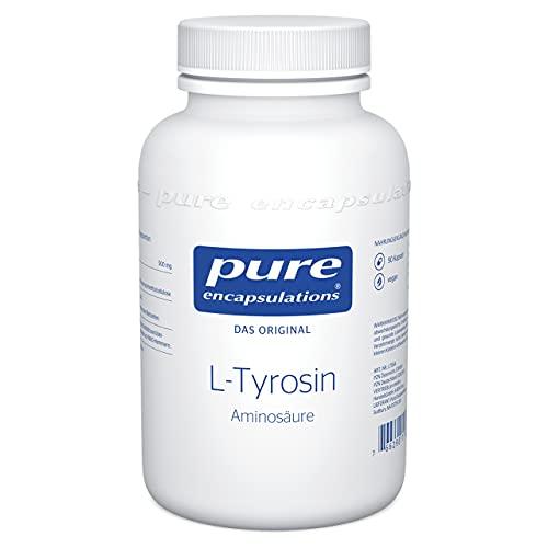 Pure Encapsulations - L-Tyrosin - 90 Kapseln
