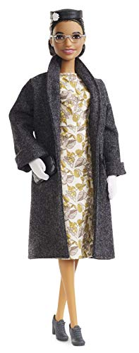 Barbie FXD76 - Signature Inspiring Woman Rosa Parks Collector Sammler Puppe