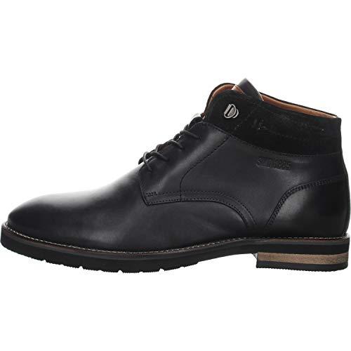 Salamander Herren Vasco-AW Klassische Stiefel, Schwarz (Black 69), 44 EU