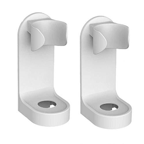 Soporte para cepillo de dientes eléctrico simple para cepillo de dientes eléctrico compacto a prueba de humedad para el baño con estante de almacenamiento de cepillo el hogar y herramientas de baño