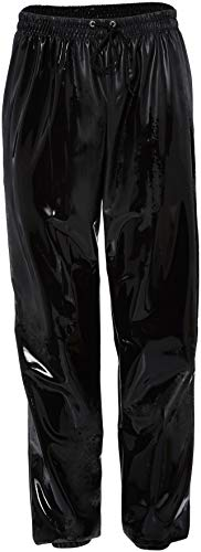 Latex joggingbroek XL zwart XL