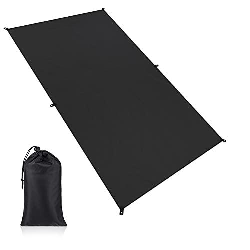 Yueranhu Ground Sheet Waterproof foldable, Camping Tarp Tent Footprint...