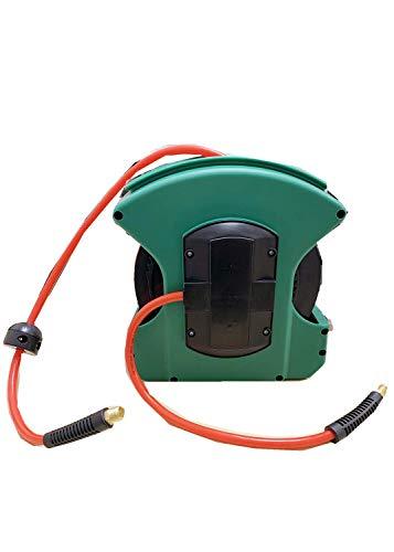 "Dynamic Power Air hose reel 1/4""x33 FT 6.5mml.D. 10M"