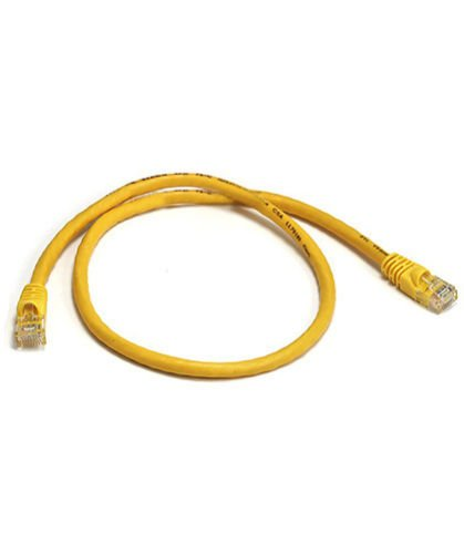 FYL Max 55% High quality OFF 2ft Cat5E UTP Stranded Network Patch Ethernet Cable Yellow C